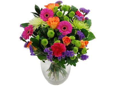 Chrysants & Carnations