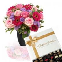 Luxury Bouquet & Butlers Chocs