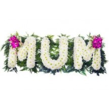 MUM Funeral Letters