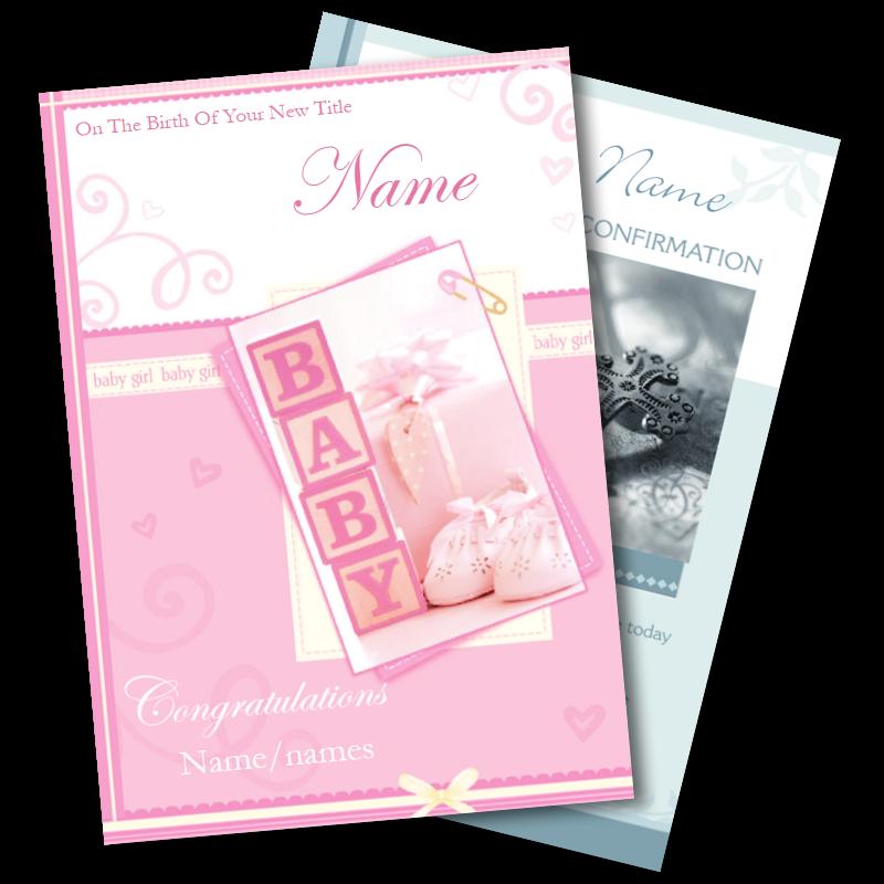Celebrational Cards