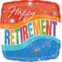 Retirement Balloons