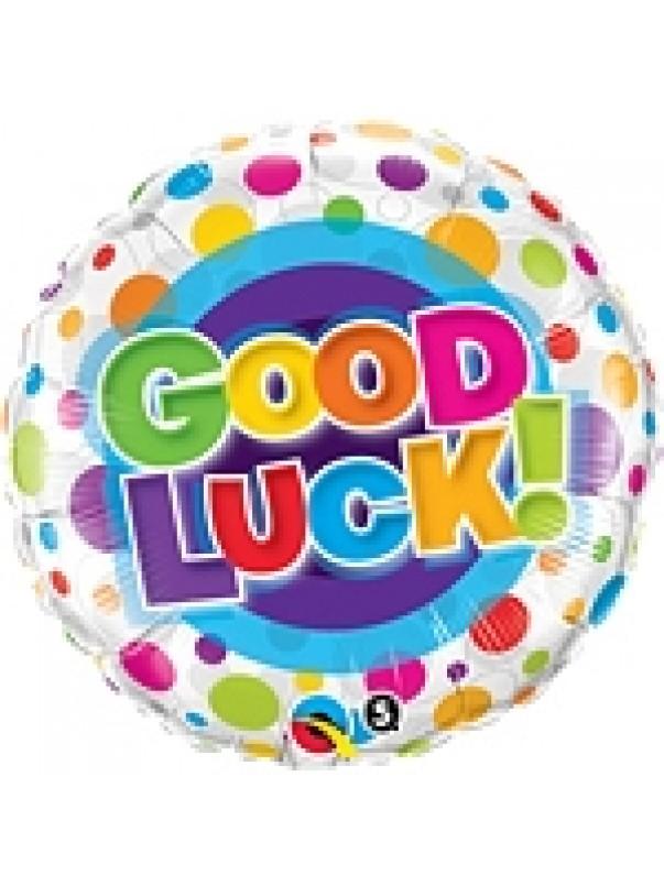 Good Luck Balloon