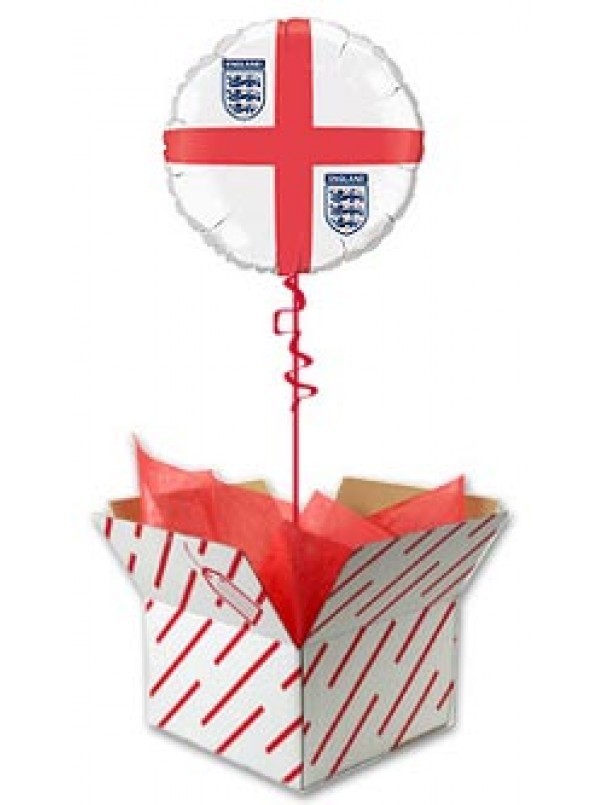 England Football Balloon