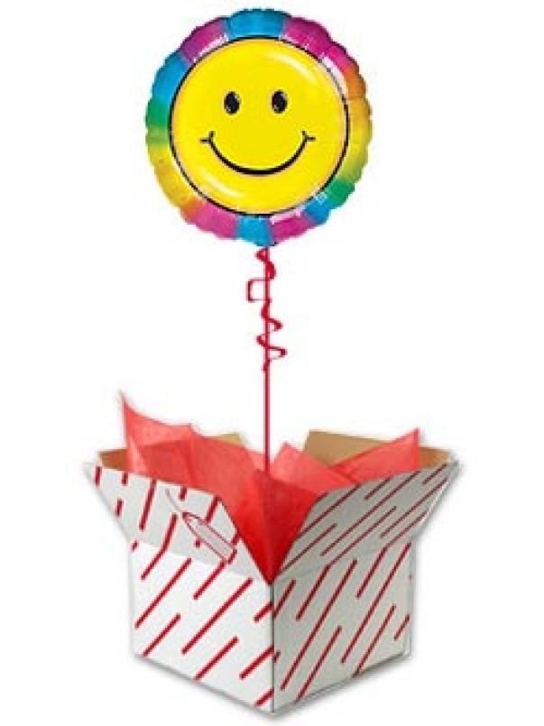 Keep on Smiling Helium Balloon