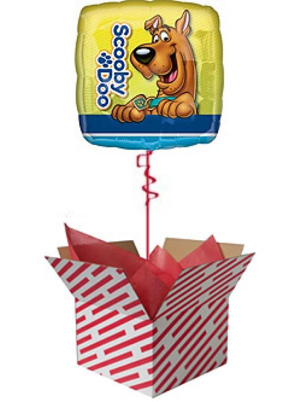 Scooby Doo Square Balloon