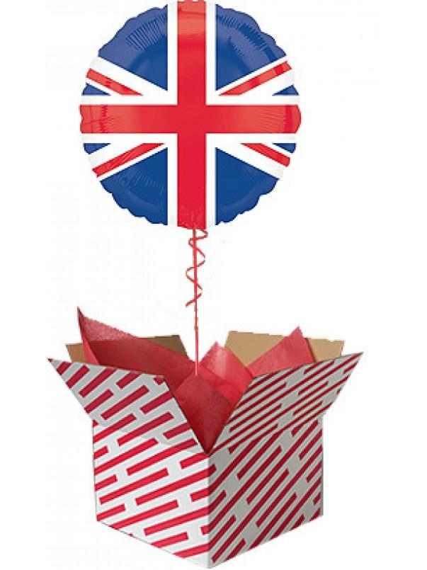 Union Jack Foil Balloon