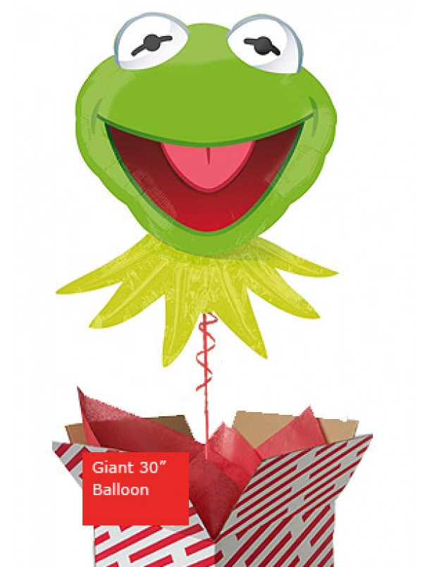 Giant Muppets Kermit The Frog Balloon