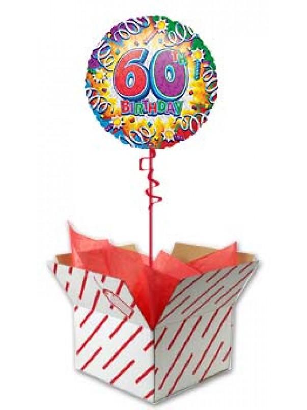 Birthday Explosion - 60th Birthday Present