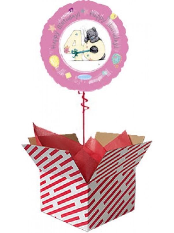 Me to You 40th Birthday Balloon