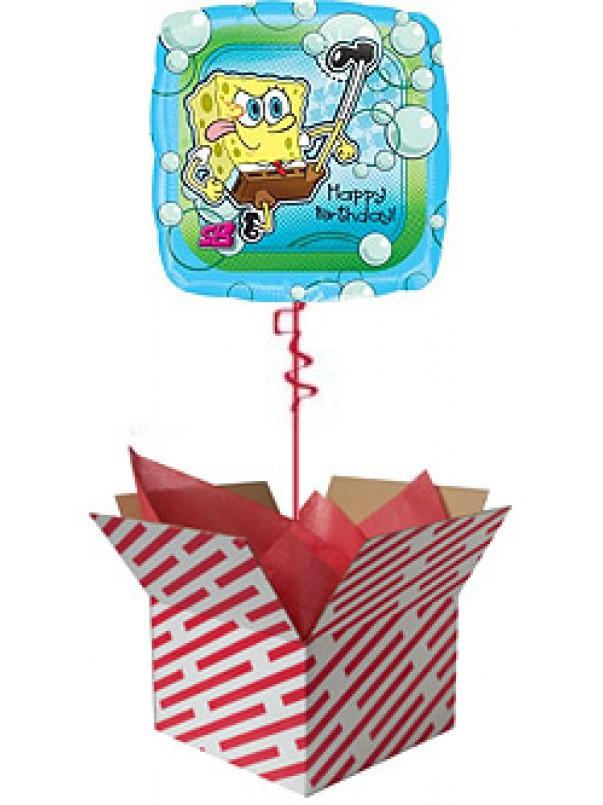 Spongebob Birthday Balloon