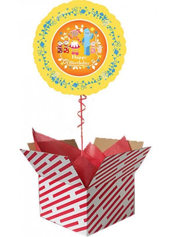 In the Night Garden Birthday Balloon