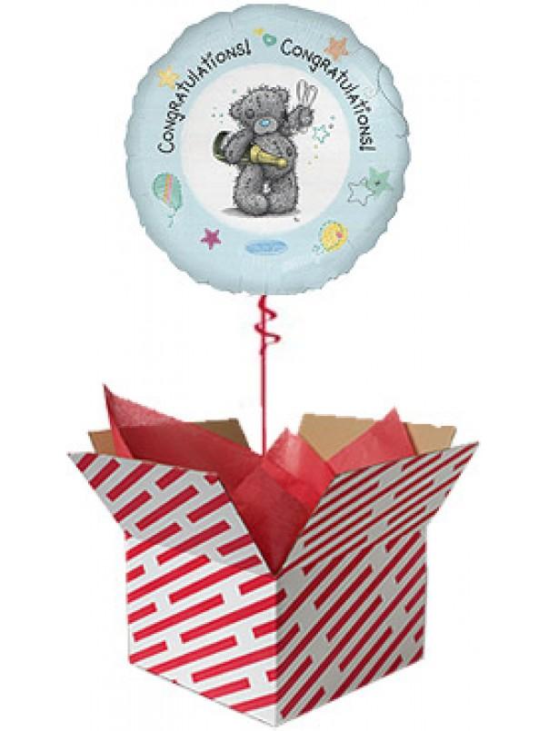 Me to You Congratulations Balloon