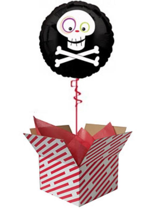 Skull and Crossbones Balloon