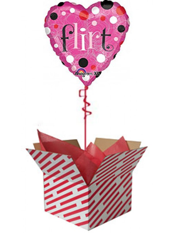 Flirt Love You Balloon