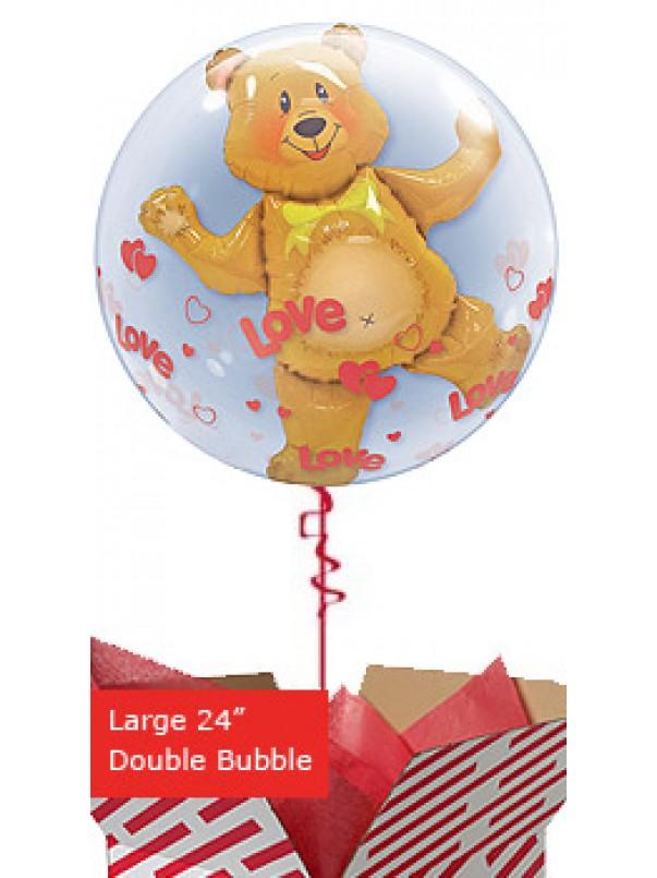 Giant Love Bear Balloon