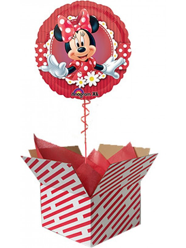 Mad About Minnie Balloon