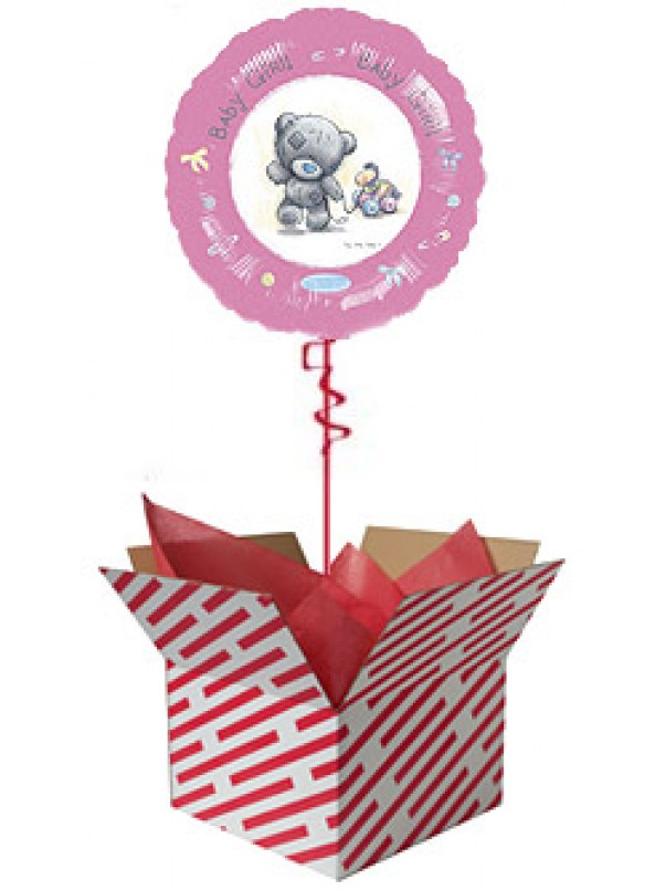 Baby Girl Balloon - Me to You