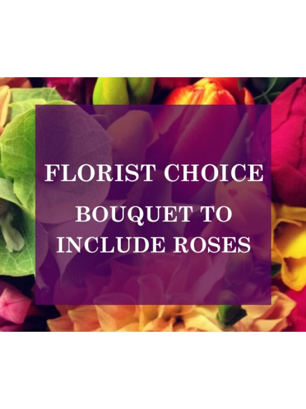 Florists Choice Deepest Sympathy Bouquet
