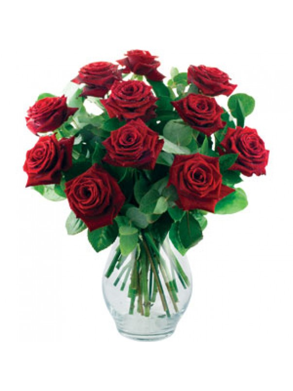 Twelve Roses