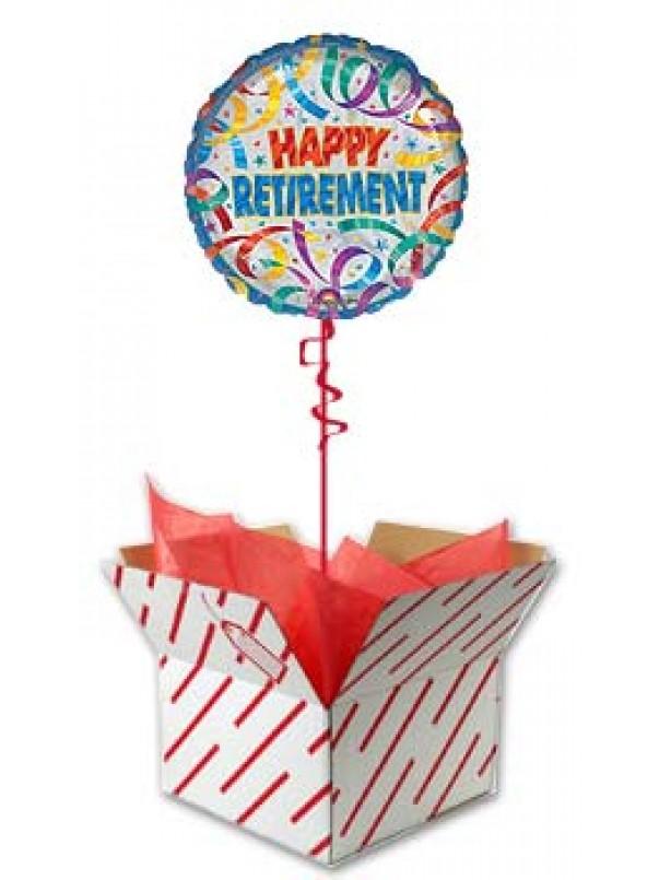 Retirement Balloon - Unusual Retirement Gift