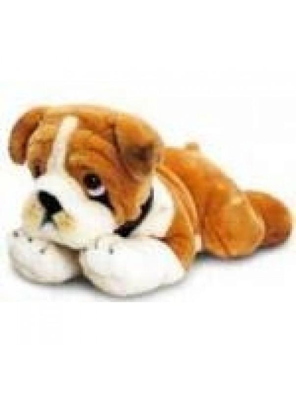 """Bull Dog Puppy Cuddly Toy (12"""")"""