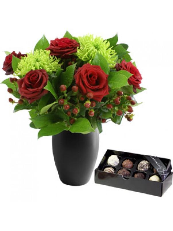 Be My Valentine with Luxury Chocolates