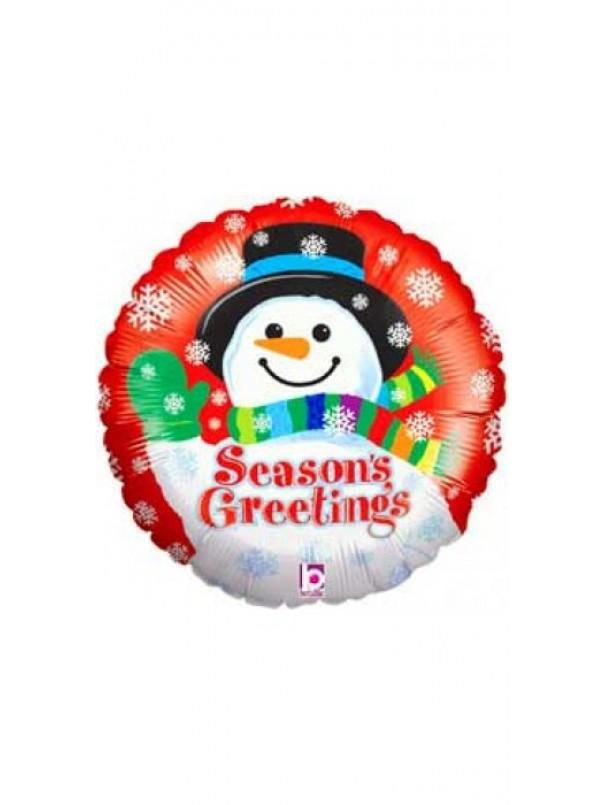 Christmas Bauble Super Shape Foil Balloon