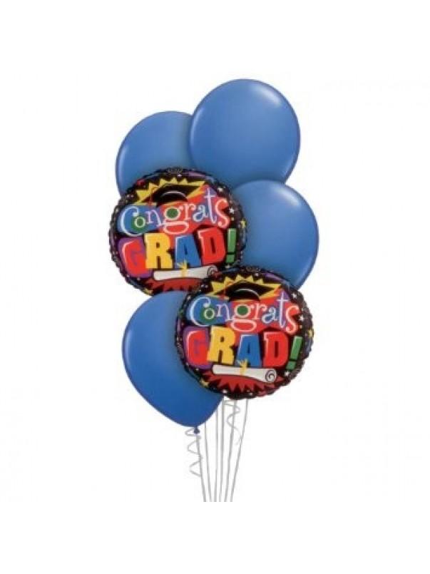 Graduation Balloon Bouquet 5