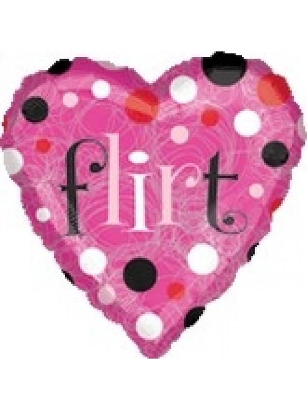 Happy Valentines Day Balloons - Flirt