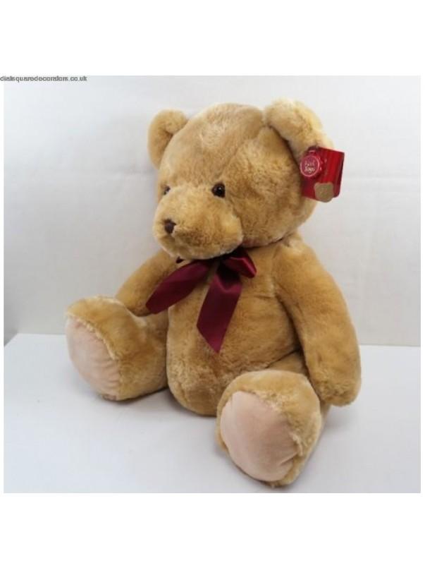 "Medium Soft Teddy Bear (24"")"