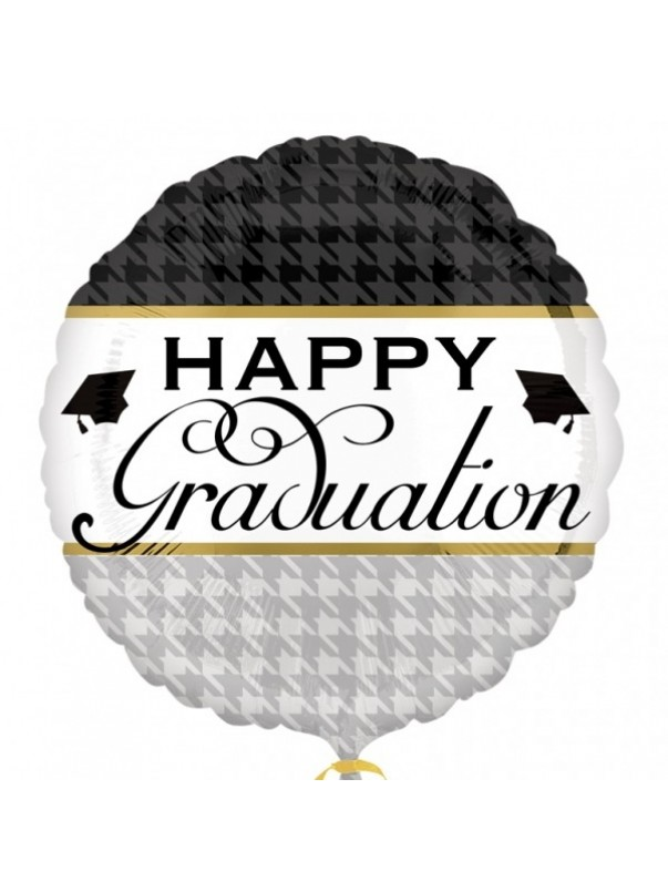 Elegant Graduation Balloon