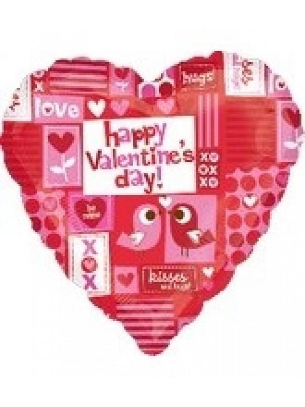 Happy Valentines Day - kisses and hugs xox