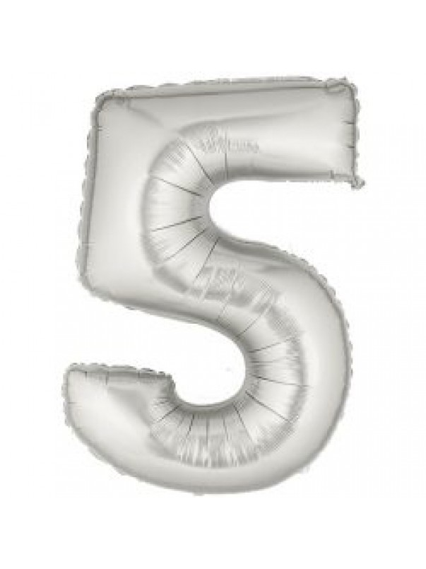 Silver Number 5