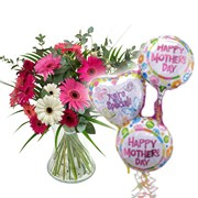 Flowers & Balloons