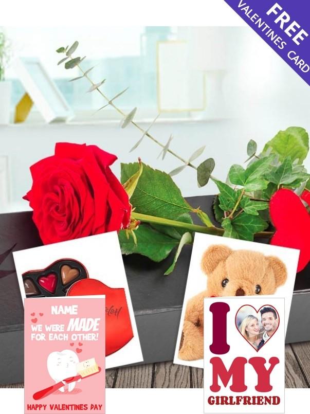 Single Rose Bundle