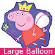 Large Peppa Pig Balloon