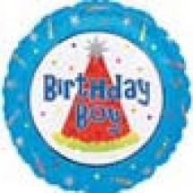Birthday Boy Balloon in a Box