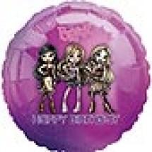 Bratz Birthday Balloon