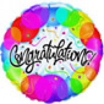 Congratulations Balloons Balloon Gift