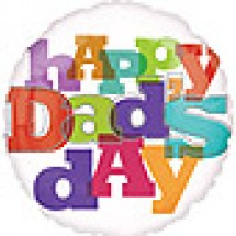 Happy Dad's Day Balloon Gift