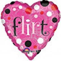 Flirt Love You Balloon