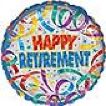 Retirement Balloon - Unusual Retirement Gift