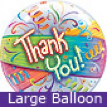 Large Thank You Balloon