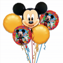 Children's Character Balloon Bouquet (5)