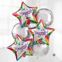 Congratulations Balloon Bouquet (5)