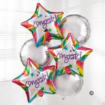 Congratulations Balloon Bouquet (3)