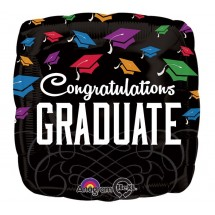 Congratulations Graduate Balloon