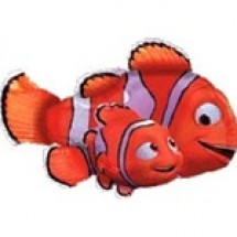 SUPER SHAPE LOOSE FINDING NEMO
