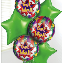 Get Well Balloon Bouquet (5)