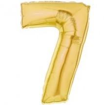 Gold Number 7
